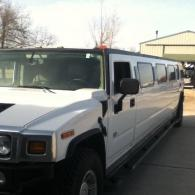 In addition to our classic limos we also have Hummers!